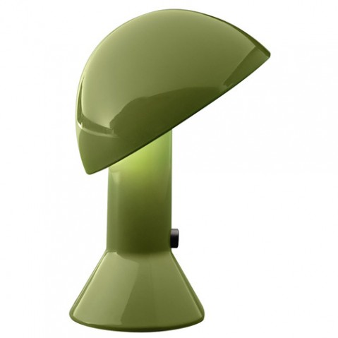 lampe poser elmetto martinelli luce vert