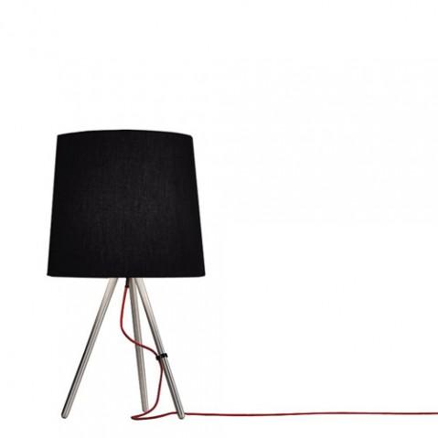 lampe poser eva 38 martinelli luce alu noir