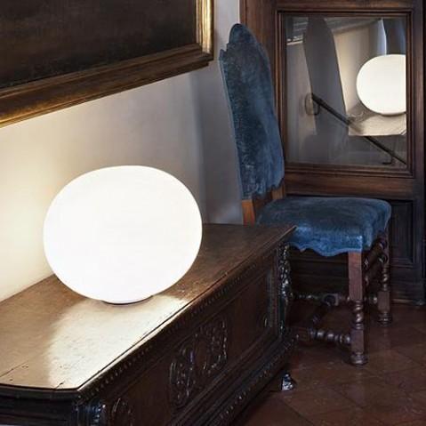 lampe poser glo ball basic 1 flos
