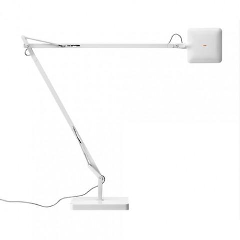 lampe poser kelvin led flos blanc