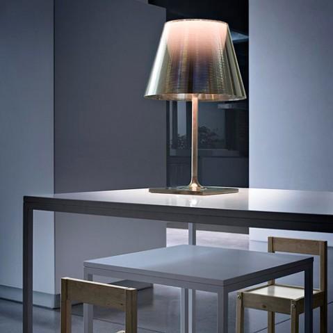 lampe poser ktribe t2 flos transparent