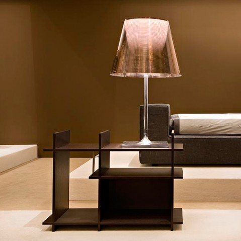 lampe poser ktribe t2 flos  bronze