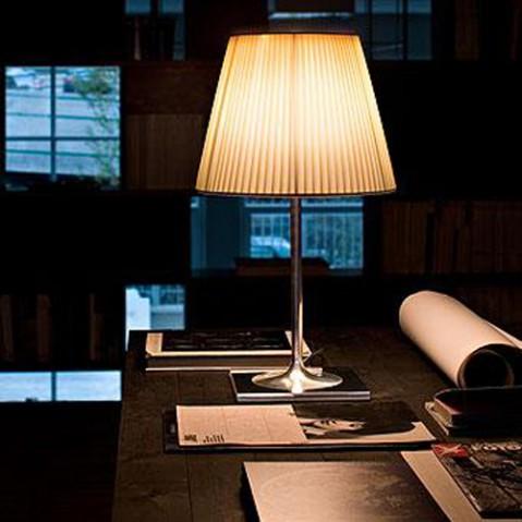 lampe poser ktribe t2 flos tissu