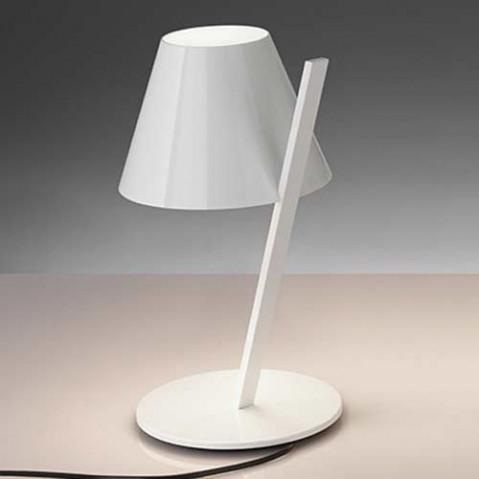 lampe poser la petite artemide blanc