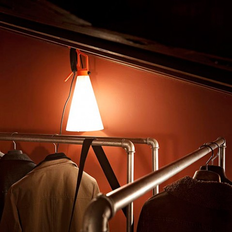 lampe poser may day flos noir