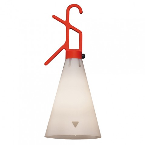 lampe poser may day flos orange