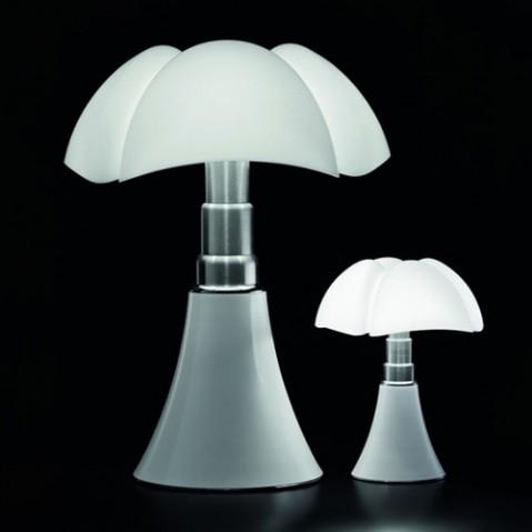 lampe poser mini pipistrello touch martinelli luce noir