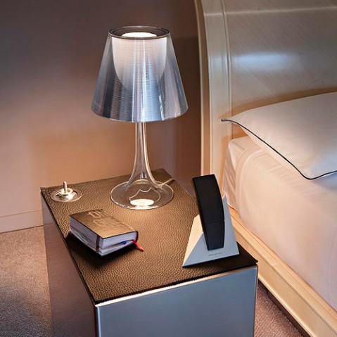 lampe poser miss k flos transparent