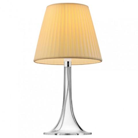 lampe poser miss k flos tissu