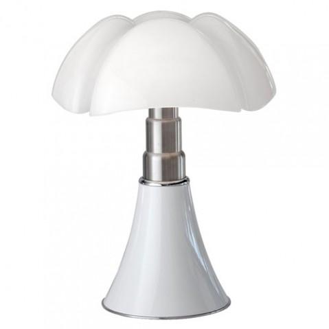 lampe poser pipistrello led martinelli luce blanc