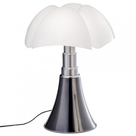 lampe poser pipistrello led martinelli luce led