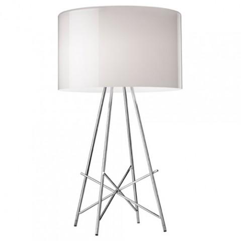 lampe poser ray flos verre