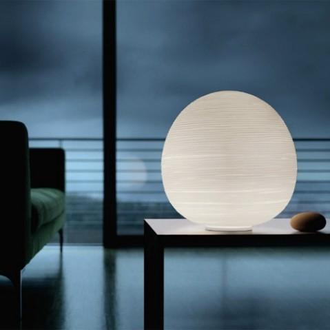 lampe poser rituals xl foscarini variateur