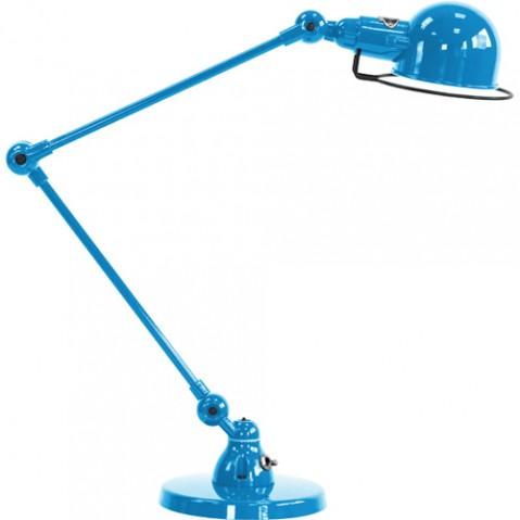 lampe poser si333 jielde bleu clair