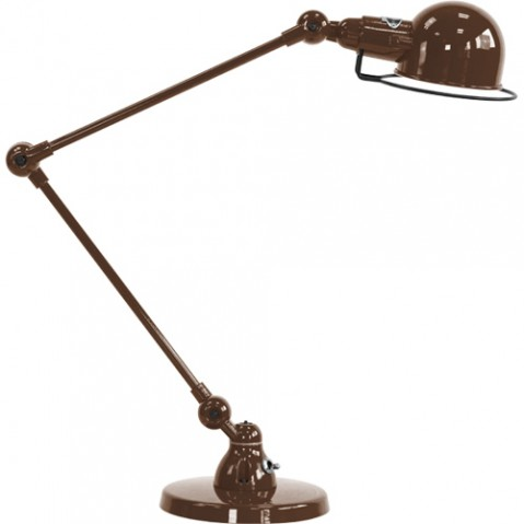 lampe poser si333 jielde chocolat