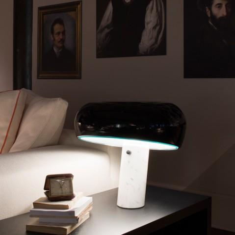 lampe poser snoopy flos