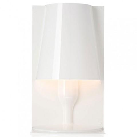 lampe poser take kartell blanc