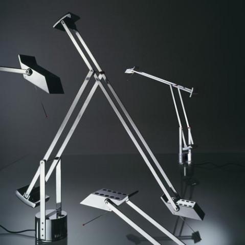 lampe poser tizio 35 artemide noir