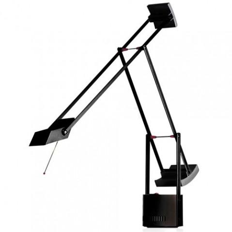 lampe poser tizio artemide noir