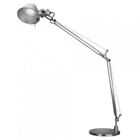 lampe poser tolomeo led artemide detecteur mouvements