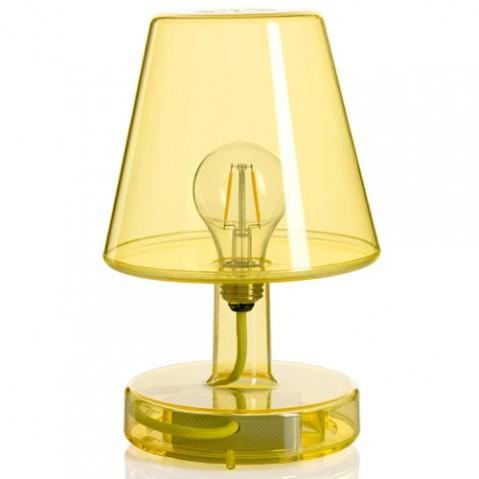 lampe poser transloetje fatboy yellow