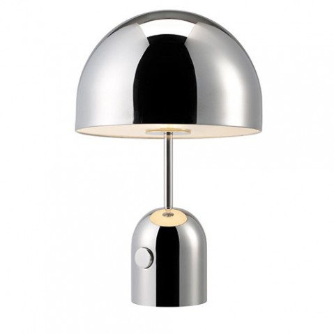 LAMPE A POSER BELL, 3 couleurs de TOM DIXON