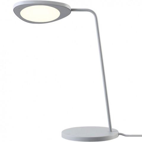 LAMPE A POSER LEAF, 4 couleurs de MUUTO