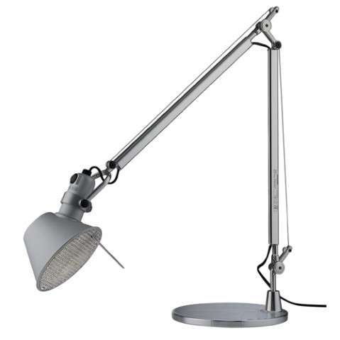 LAMPE A POSER TOLOMEO, 4 options, 4 couleurs de ARTEMIDE