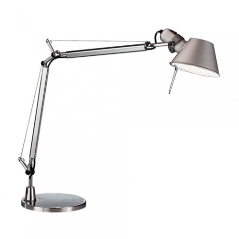 LAMPE A POSER TOLOMEO MINI, 4 options, 3 couleurs de ARTEMIDE