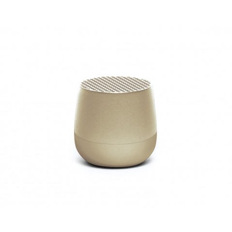 MINI ENCEINTE BLUETOOTH MINO, Or de LEXON