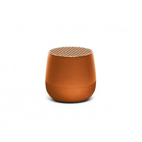 MINI ENCEINTE BLUETOOTH MINO, Orange de LEXON