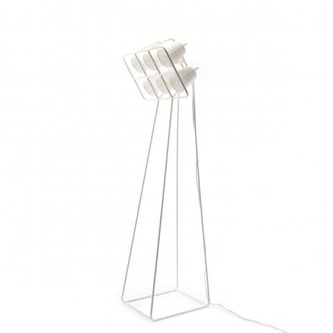 MULTILAMP - LAMPADAIRE, 2 couleurs de SELETTI