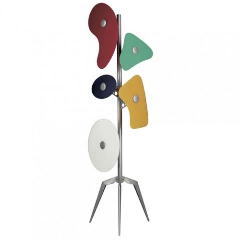 ORBITAL - LAMPADAIRE, 2 couleurs de FOSCARINI