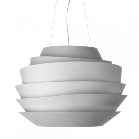 SUSPENSION LE SOLEIL, 2 couleurs de FOSCARINI