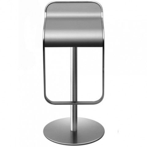 Lem Tabouret Design La Palma Aluminium