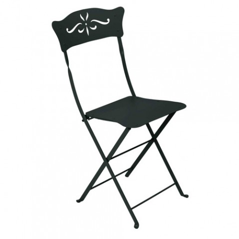 lot chaises bagatelle fermob reglisse