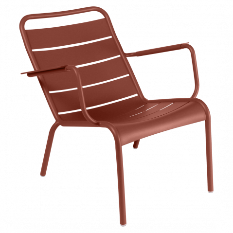 LOUNGER LUXEMBOURG, Ocre rouge de FERMOB