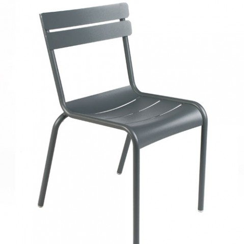 luxembourg chaise fermob gris orage