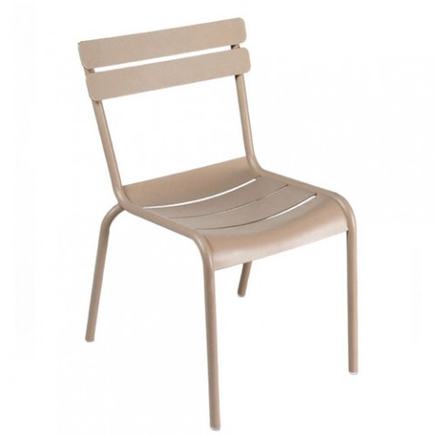 luxembourg chaise fermob muscade