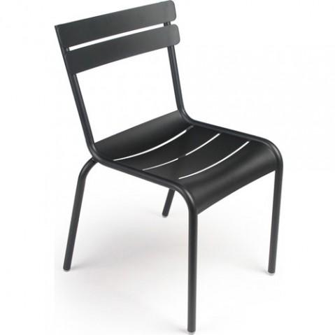 Luxembourg Chaise Design Fermob reglisse