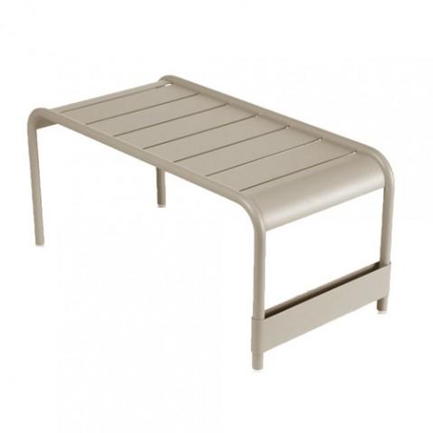 Luxembourg Grande Table Basse Design Fermob Muscade