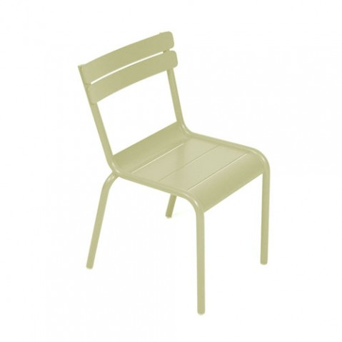 luxembourg kid fermob chaise enfant tilleul