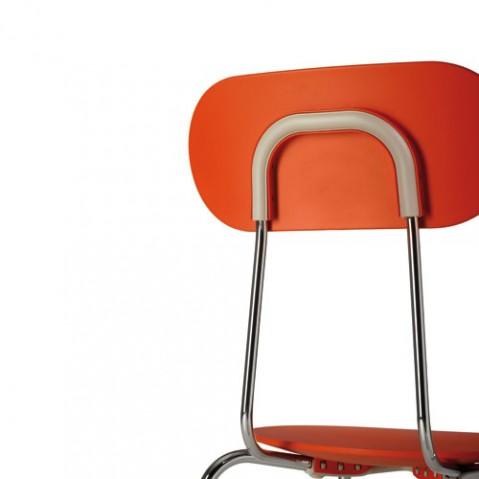 Mariolina Magis chaise design noir