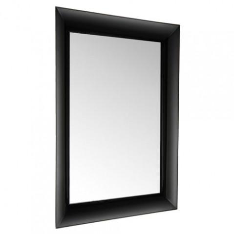 miroir francois ghost 88 kartell noir