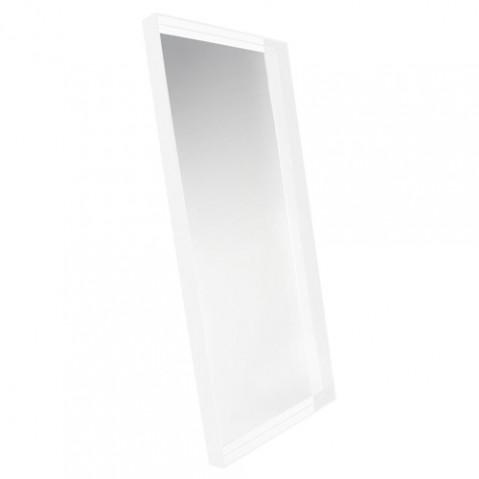 miroir only me 180 kartell blanc