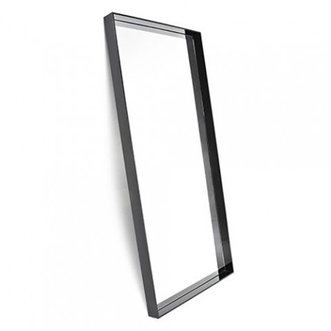 miroir only me 180 kartell noir
