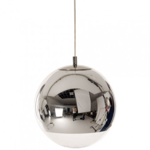 Mirror Ball suspension design Tom Dixon 25cm