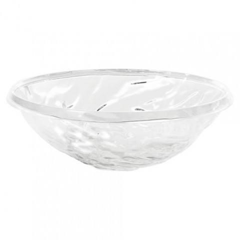 Moon Coupe saladier design kartell cristal