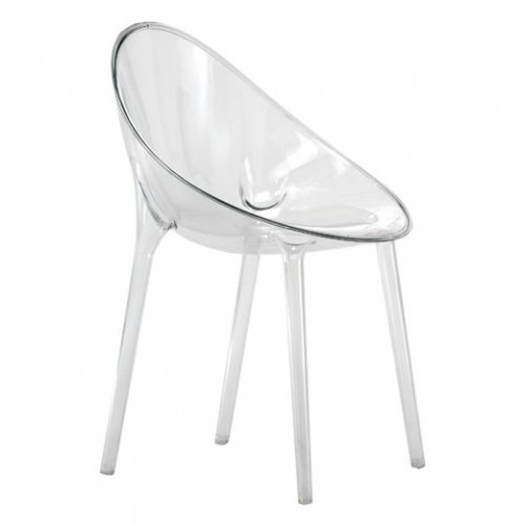 Mr Impossible Fauteuil Design Kartell Cristal
