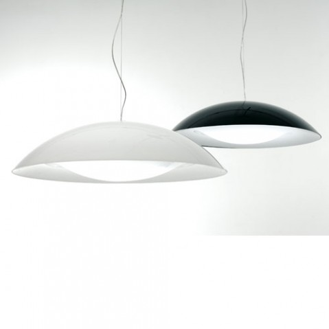 Neutra Suspension Design Kartell Noir